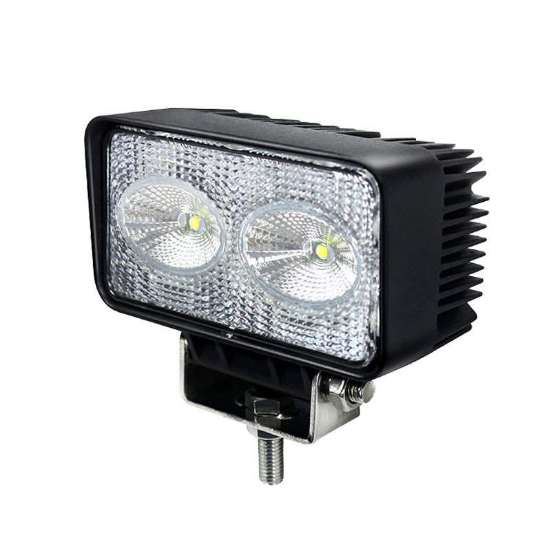 Tractor Safety Led Lights : W led rectangle work tractor light