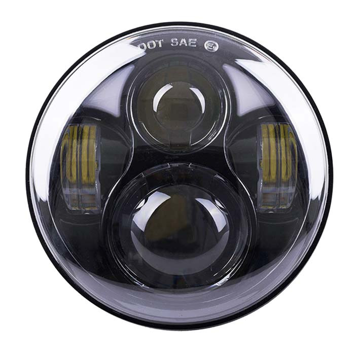 7 Inch 45w Harley Led Headlight
