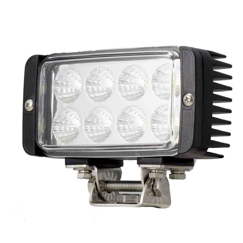Tractor Safety Led Lights : In rectangle w led tractor lights
