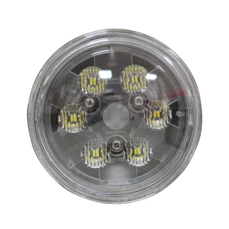 Led Replacement Bulbs For Tractor : Par led tractor lights w quot