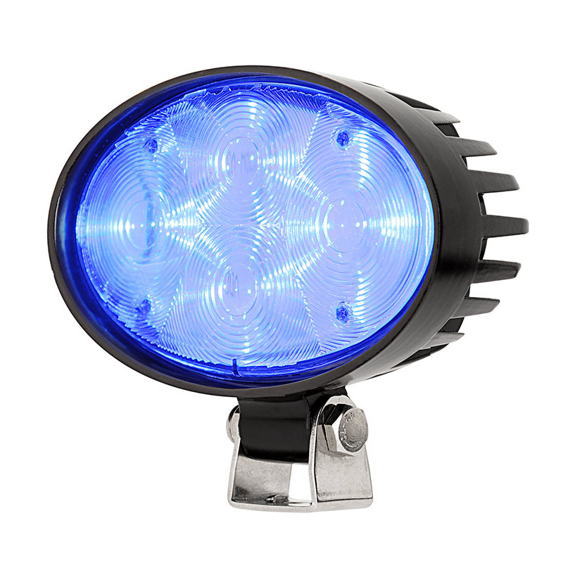 12W LED Forklift Blue Spot Safety Lights