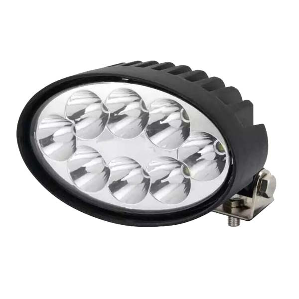 5 6in 40w oval led tractor work lights