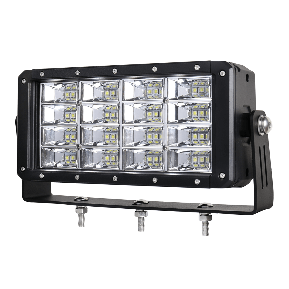 "9"" 320W LED Work Lights for Heavy Equipment"