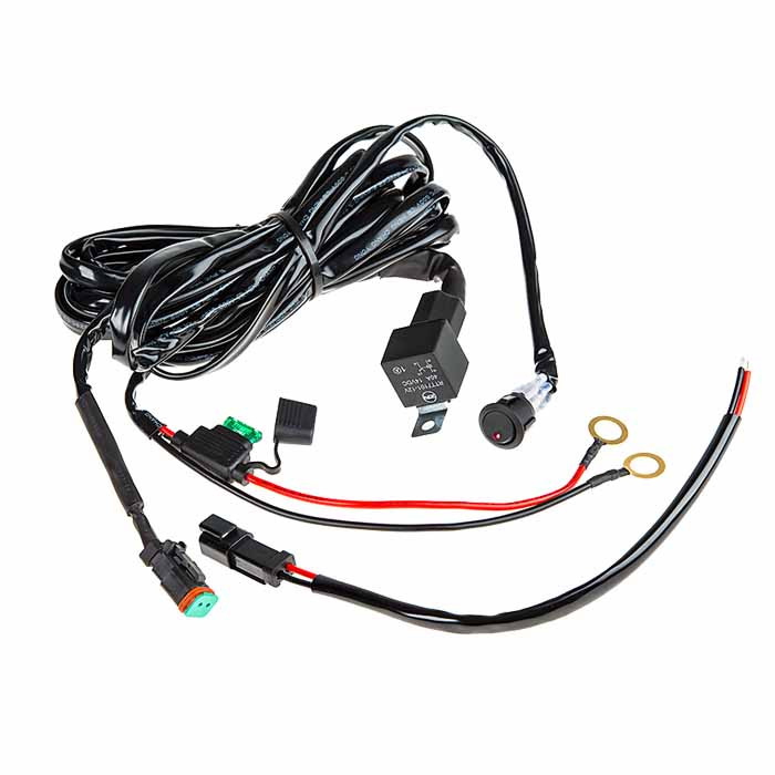 Light Wiring Harness