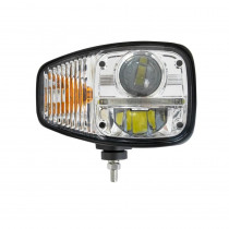 Combination Heavy Duty LED Driving Light with Turn Indicator