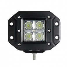 16W Flush Mount LED Work Light