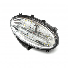 John Deere Oval LED Replacement Flood Lamp - RE331642