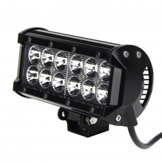 "6.5"" Dual Row Off Road 36W LED Light Bar"