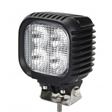 "4.5"" Square 40W LED Work Light"
