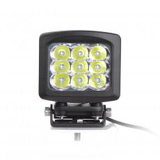 "5.5"" 90W LED Work Light Square"
