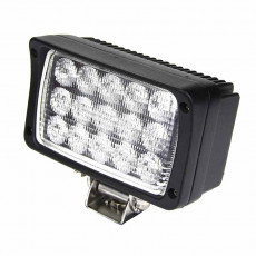 Diffused Lens rectangle led work light