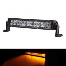 led amber strobe light bar