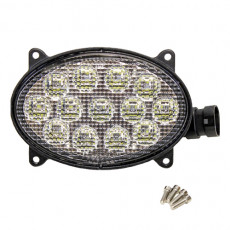 LED Oval Hood Light