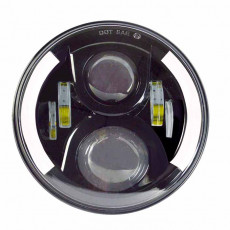 "7"" Round Projector LED Headlights"