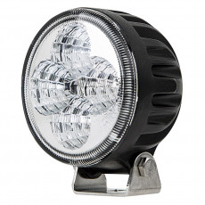 "3.25"" Round 12W LED Work Light"