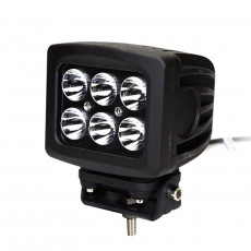 "5.5""  Square 60W LED Work Light"
