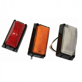 LED Side Marker Lights for Truck Trailer