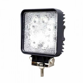 "4"" Square 24W LED Tractor Lights"