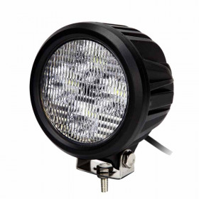 "40W LED Work Lamp - 5"" Round"
