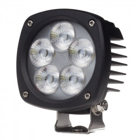 "4.3"" 50W Compact LED Work Light"