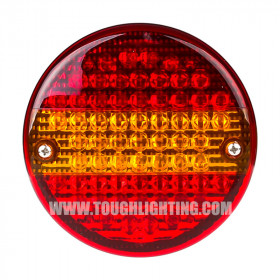 5.5in 3 Pod LED Hamburger Combination Tail Light