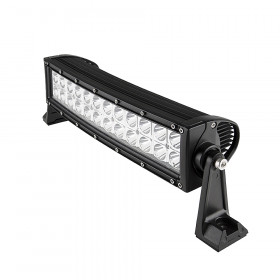 "12"" Dual Row Curved Off Road 72W LED Light Bar"
