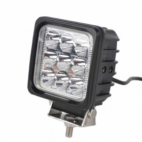 Heavy Duty LED Work Lights - 27W 4""
