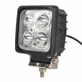 Heavy Duty LED Work Lights - 40W 4""