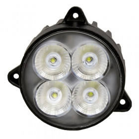 LED Round Agco/Magnum Headlight