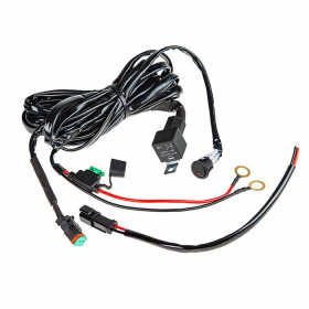 One Way LED Light Wiring Harness