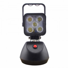 15W Rechargeable LED Work Light