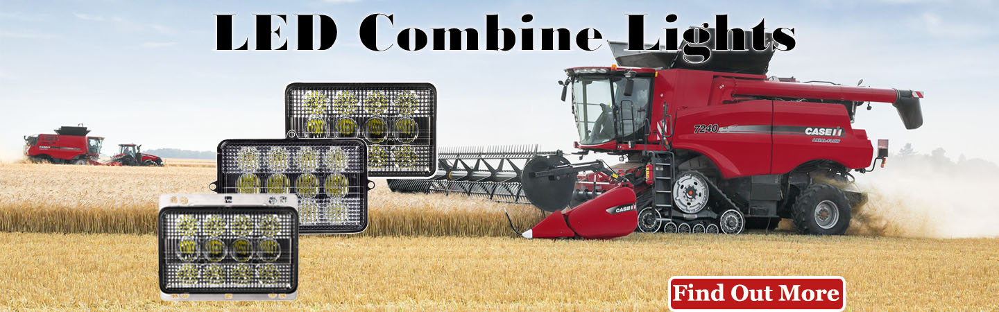 led combine light